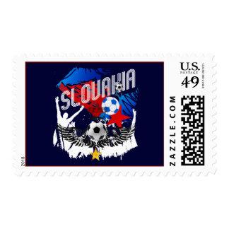 Engranaje eslovaco del fiesta del fútbol del envio