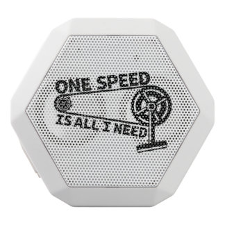 Engranaje fijo Crankset de la sola velocidad Altavoz