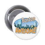 Engranaje impresionante de Boston por los estudios Pins