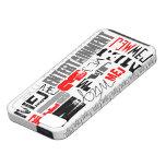 Engranaje OFICIAL de MEJ iPhone 5 Case-Mate Cárcasas