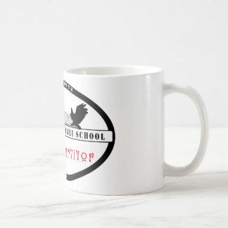 Engranaje oficial del superviviente de OES Taza De Café