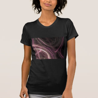 Engranaje rosado de Halima Ahkdar del extracto del Camisetas