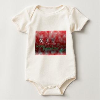 Engranaje usable de ZAM Traje De Bebé