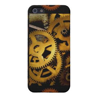 Engranajes de oro 2 iPhone 5 carcasa