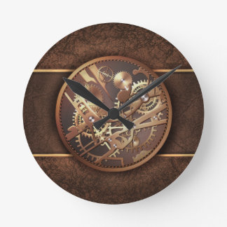 engranajes del steampunk relojes de pared