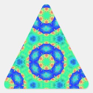 Engranajes en colores pastel resized PNG del arco Pegatina De Trianguladas