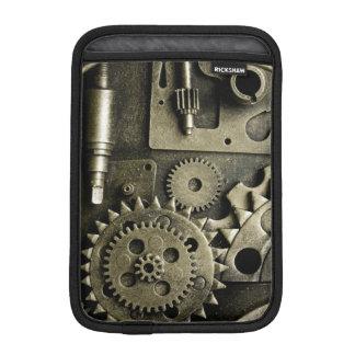 Engranajes mecánicos antiguos de hombres fundas iPad mini