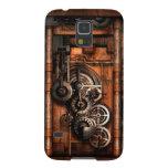 Engranajes y remaches de SteamPunk Carcasas Para Galaxy S5