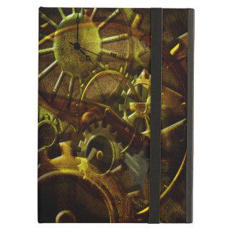 Engranajes y tubos de Steampunk