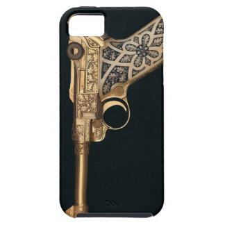 Engraved Antique Gun Collector iPhone 5 Case
