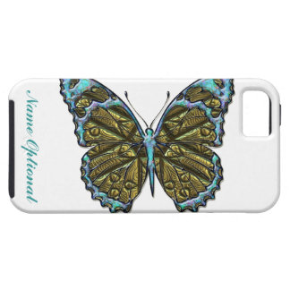 Engraved Butterfly 3 Case-Mate Case