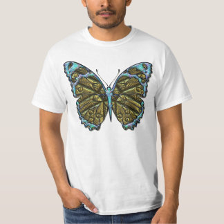 Engraved Butterfly 3 Shirt