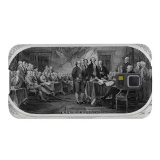 Engraved Declaration of Independence John Trumbull Galaxy S5 Cover
