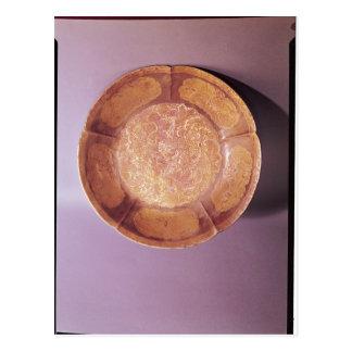 Engraved dish, Tang dynasty Postcard
