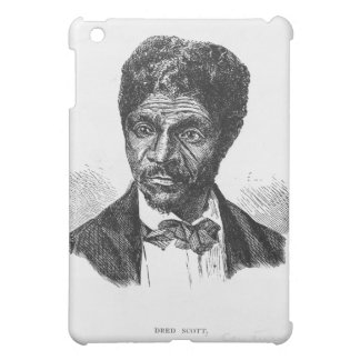 Engraved Portrait of African American Dred Scott iPad Mini Covers