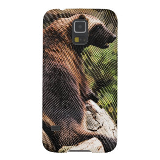 Engraved Wolverine Galaxy S5 Cover