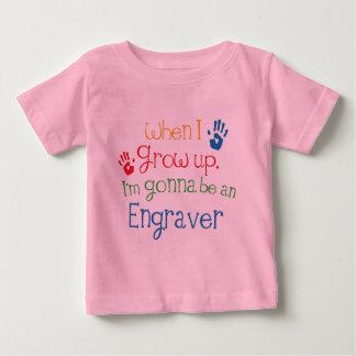 Engraver (Future) Child Baby T-Shirt