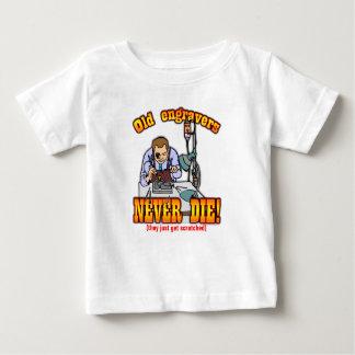Engravers Baby T-Shirt