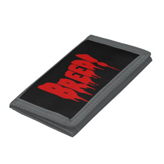 Engrish Horror Trifold Wallet