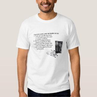 ENGRISH: La advertencia del cocinero de la Camisas
