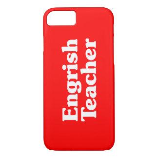 Engrish Teacher iPhone 7 Case