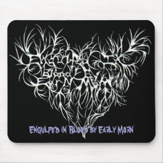 Engulfed (mastered)(1)(limited edition)peg, Eng... Mouse Pad