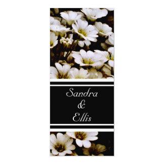 Enhanced Dasies Elegant Card