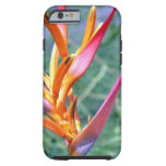 Enhanced Heliconia Flower iPhone 6 Case