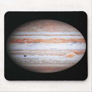 ENHANCED image of Jupiter Cassini flyby NASA Mouse Mat
