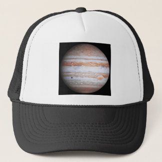 ENHANCED image of Jupiter Cassini flyby NASA Trucker Hat