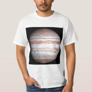 ENHANCED image of Jupiter Cassini flyby NASA Tshirt
