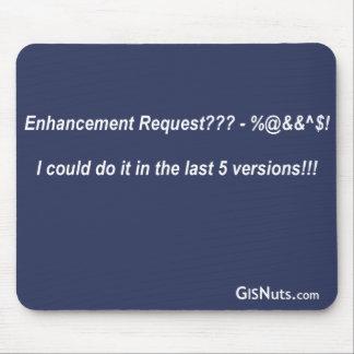 Enhancement Request Mousepad