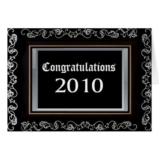 Enhorabuena 2010 felicitaciones