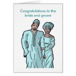 Enhorabuena a… tarjeta