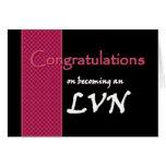 Enhorabuena CONOCIDA DE ENCARGO - LVN Felicitación