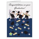 Enhorabuena de la graduación