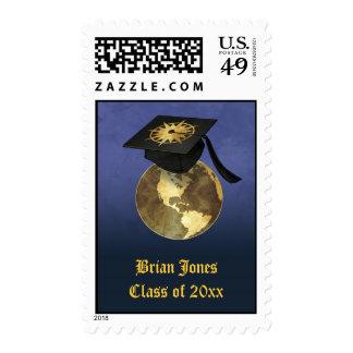 Enhorabuena de la graduación sellos