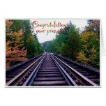 ¡Enhorabuena de la promoción! Tarjetas