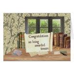 Enhorabuena del arrendamiento felicitación
