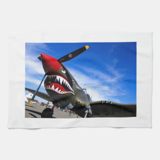 Enhorabuena del destino del piloto de los aviones  toalla de cocina