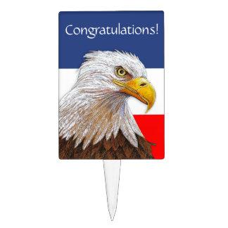 Enhorabuena Eagle Decoraciones De Tartas