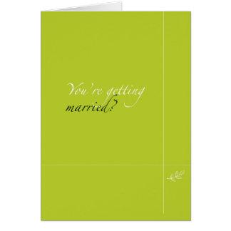 Enhorabuena en su tarjeta de la diatriba del compr