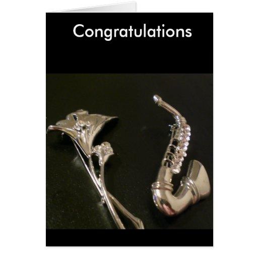 Enhorabuena Felicitaciones