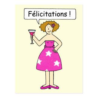 Enhorabuena francesa felicitaciones