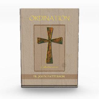 Enhorabuena general de la ordenación, diseño C del