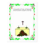 Enhorabuena - iglesia postal