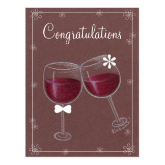 ¡Enhorabuena!! Postal