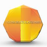 ¡Enhorabuena!  Premio abstracto del diseño
