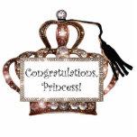 """¡""""Enhorabuena, princesa! """"Graduación Esculturas Fotograficas"""