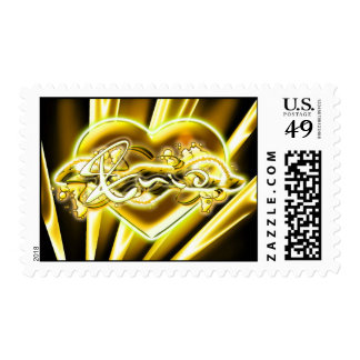 Enid Postage Stamp